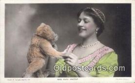 ted004038 - Miss Ruth Vincent, Bear Postcard Bears, tragen postkarten, sopportare cartoline, soportar tarjetas postales, suportar cartões postais