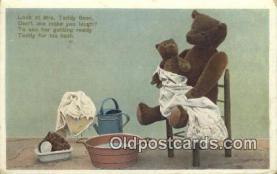 ted004050 - Series 1403, Bear Postcard Bears, tragen postkarten, sopportare cartoline, soportar tarjetas postales, suportar cartões postais