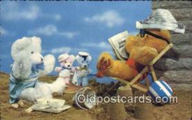 ted004055 - Elgate Products LTD, Bear Postcard Bears, tragen postkarten, sopportare cartoline, soportar tarjetas postales, suportar cartões postais