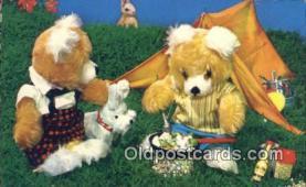 ted004056 - Teddy Bear Series, Bear Postcard Bears, tragen postkarten, sopportare cartoline, soportar tarjetas postales, suportar cartões postais