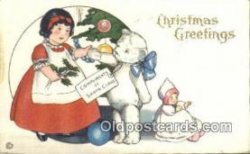 ted004058 - Christmas Greetings, Bear Postcard Bears, tragen postkarten, sopportare cartoline, soportar tarjetas postales, suportar cartões postais