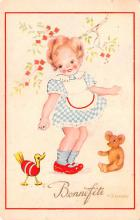ted004089 - Teddy Bear Post Card