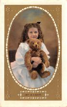 ted004098 - Teddy Bear Post Card