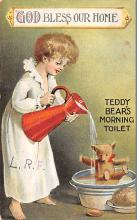 ted004099 - Teddy Bear Post Card
