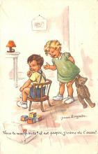 ted004106 - Teddy Bear Post Card