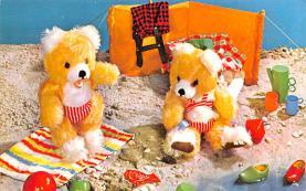 ted004108 - Teddy Bear Post Card