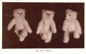 ted004110 - Teddy Bear Post Card