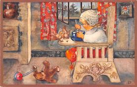 ted004116 - Teddy Bear Post Card