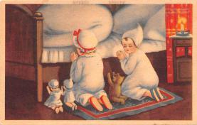 ted004121 - Teddy Bear Post Card