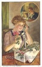 tep001022 - Bell Telephone advertising, Phone Postcard Postcards