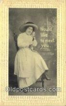 tep001043 - Telephone Postcard Post Card Old Vintage Antique