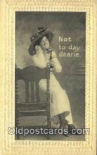 tep001050 - Telephone Postcard Post Card Old Vintage Antique