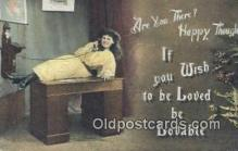 tep001070 - Telephone Postcard Post Card Old Vintage Antique