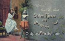 tep001072 - Telephone Postcard Post Card Old Vintage Antique