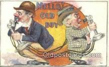 tep001073 - Telephone Postcard Post Card Old Vintage Antique