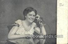 tep001095 - Telephone Postcard Post Card Old Vintage Antique