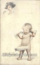tep001128 - Artist E.H.S.  Postcard Post Card, Carte Postale, Cartolina Postale, Tarjets Postal,  Old Vintage Antique