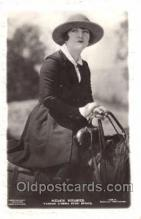 the001019 - Famous Cinema Star, Helen Holmes, USA, Theatre Postcard Postcards