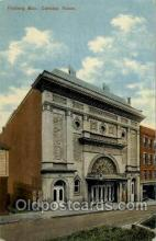 the001041 - Cummings Theatre, Fitchburg, Mass.,  Massachusetts, USA
