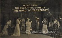 the100033 - Theater Post Card Postcards