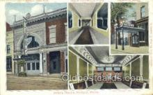 the100135 - Keith's Theatre Portland, ME, USA Postcard Post Cards Old Vintage Antique