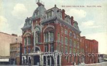 the100158 - New Grand Theatre Building Sioux City, IA, USA Postcard Post Cards Old Vintage Antique