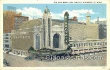 the100159 - New Minnesota Theater Minneapolis, MI, USA Postcard Post Cards Old Vintage Antique