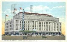 the100162 - New Frances Orpheum Theatre Building Sioux City, IA, USA Postcard Post Cards Old Vintage Antique