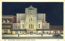 the100170 - Elsinore Theatre Salem, OR, USA Postcard Post Cards Old Vintage Antique
