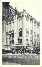 the100176 - California Theatre San Francisco, CA, USA Postcard Post Cards Old Vintage Antique