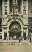 the100187 - Keith's Theatre Philadelphia, PA, USA Postcard Post Cards Old Vintage Antique