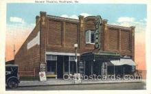 the100194 - Strand Theatre Rockland, ME, USA Postcard Post Cards Old Vintage Antique