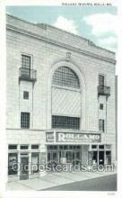 the100195 - Rollamo Theatre Rolla, MO, USA Postcard Post Cards Old Vintage Antique