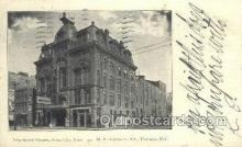 the100201 - New Grand Theatre Sioux City, IA, USA Postcard Post Cards Old Vintage Antique