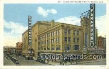 the100213 - Toldeo Paramount Theatre Toldeo, OH, USA Postcard Post Cards Old Vintage Antique