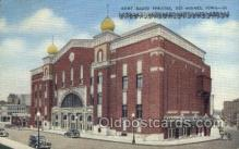 the100218 - Krnt Radio Theatre Des Moines, IA, USA Postcard Post Cards Old Vintage Antique