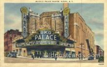 the100226 - RKO Palace Theatre Albany, NY, USA Postcard Post Cards Old Vintage Antique