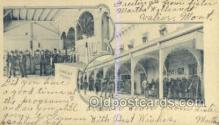 the100234 - Turkish Theatre  Postcard Post Cards Old Vintage Antique