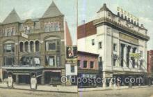 the100248 - Bijou Theatre Minneapolis, MI, USA Postcard Post Cards Old Vintage Antique