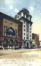 the100250 - Temple Theater & Elks Temple Detroit, MI, USA Postcard Post Cards Old Vintage Antique