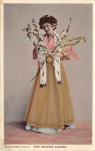 the201053 - Theater Actor / Actress Old Vintage Antique Postcard Post Card, Postales, Postkaarten, Kartpostal, Cartes, Postkarte, Ansichtskarte