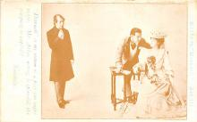 the201077 - Theater Actor / Actress Old Vintage Antique Postcard Post Card, Postales, Postkaarten, Kartpostal, Cartes, Postkarte, Ansichtskarte