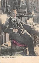 the202018 - Theater Actor / Actress Old Vintage Antique Postcard Post Card, Postales, Postkaarten, Kartpostal, Cartes, Postkarte, Ansichtskarte