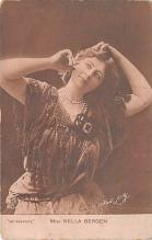 the202067 - Theater Actor / Actress Old Vintage Antique Postcard Post Card, Postales, Postkaarten, Kartpostal, Cartes, Postkarte, Ansichtskarte