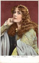 the202078 - Theater Actor / Actress Old Vintage Antique Postcard Post Card, Postales, Postkaarten, Kartpostal, Cartes, Postkarte, Ansichtskarte