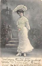 the202136 - Theater Actor / Actress Old Vintage Antique Postcard Post Card, Postales, Postkaarten, Kartpostal, Cartes, Postkarte, Ansichtskarte