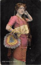 the202167 - Theater Actor / Actress Old Vintage Antique Postcard Post Card, Postales, Postkaarten, Kartpostal, Cartes, Postkarte, Ansichtskarte