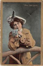 the202211 - Theater Actor / Actress Old Vintage Antique Postcard Post Card, Postales, Postkaarten, Kartpostal, Cartes, Postkarte, Ansichtskarte