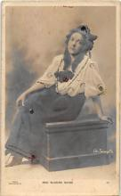 the202241 - Theater Actor / Actress Old Vintage Antique Postcard Post Card, Postales, Postkaarten, Kartpostal, Cartes, Postkarte, Ansichtskarte