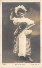 the202256 - Theater Actor / Actress Old Vintage Antique Postcard Post Card, Postales, Postkaarten, Kartpostal, Cartes, Postkarte, Ansichtskarte